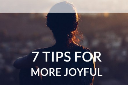 7 steps for more joyful worklife balance create a routine for reflection - Work Life Balance Tips Creating A Quality Work Life Balance